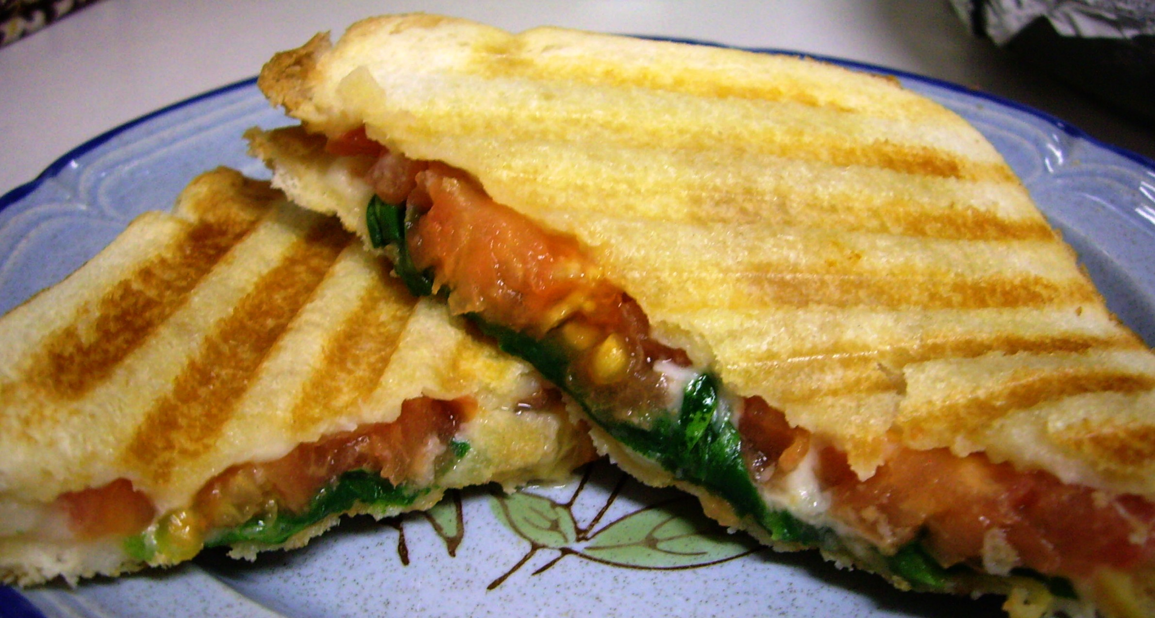 this is my favorite version of a panini paninis are a great spin on a ...
