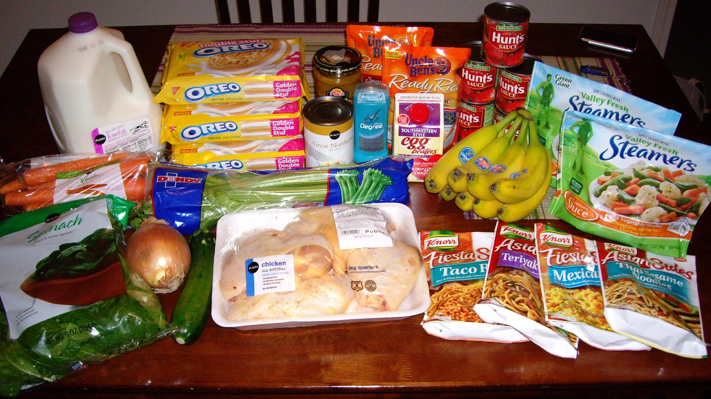 Shopping summary miss q to the rescue page 2 for Fish sauce kroger